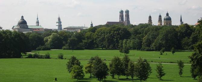 im Englischen Garten, ©Wikipedia